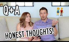 Q+A PART 2 | SOCIAL MEDIA, OUR KIDS, MARRIAGE | Kendra Atkins