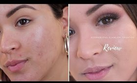 DERMABLEND FLAWLESS CREATOR - DEMO & REVIEW