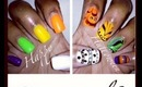 #118 Halloween Water Marble Shout Out