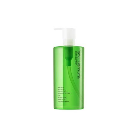 Shu Uemura Cleansing Beauty Oil Premium a/o Advanced Formula For Aging Concerns