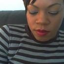 Loreal infallible ravishing red lipstick