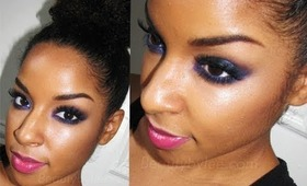 A Simply Dramatic Look!