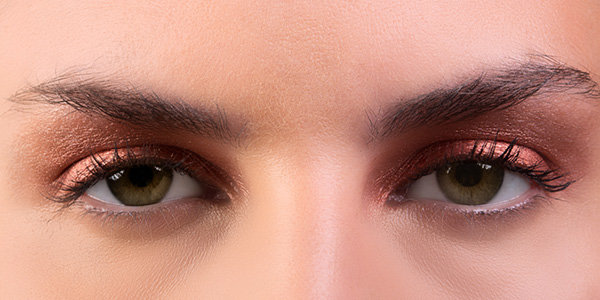 Blue Brown Green Or Hazel Find The Right Shadow To