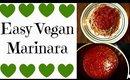 Easy Marinara Sauce {Recipes} - VEGAN!!!!