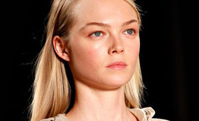 Akris Hair, Paris Fashion Week S/S 2012