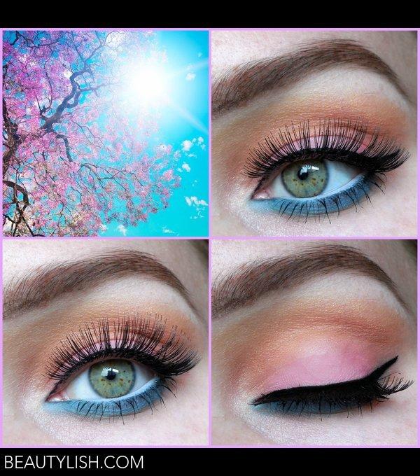 Spring Blossom Look Eline F S Photo Beautylish