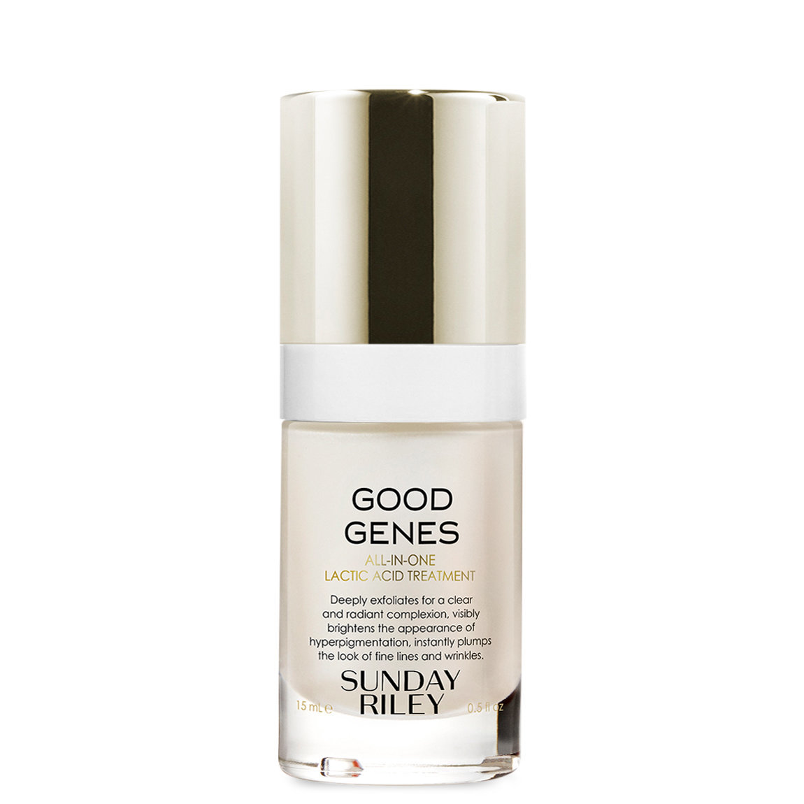 Sunday Riley Good Genes All-In-One Lactic Acid Treatment 15 ml alternative view 1 - product swatch.