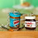 Cute Little Peanut Butter And Nutella Jewlery
