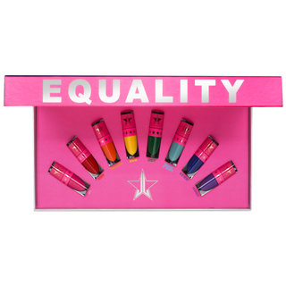 Jeffree Star Cosmetics The Mini Rainbow Velour Liquid Lipsticks