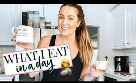 WHAT I EAT IN A DAY WHILE NURSING   Kendra Atkins