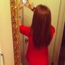 Long hair progress