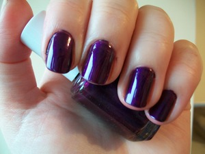 Essie Sexy Divide Nail Polish  This polish is part of my 'Top 10 Autumn/ Fall & Winter Nail Polishes' blog post. Please click on the link below to read the full list!  http://www.mazmakeup.blogspot.com