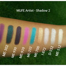 Make Up Forever Artist - Shadow 2 (Artist Palette 2015)