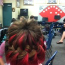 Swirly  bun!!!!