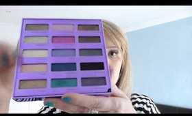 Urban Decay 15 Year Anniversary Palette Review