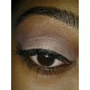 Neutral Eye with a Hint of Pink