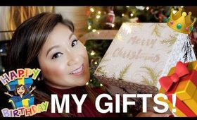 What my GF got me for Christmas & My Birthday! || GIFT GUIDE & IDEAS || mS3riKa