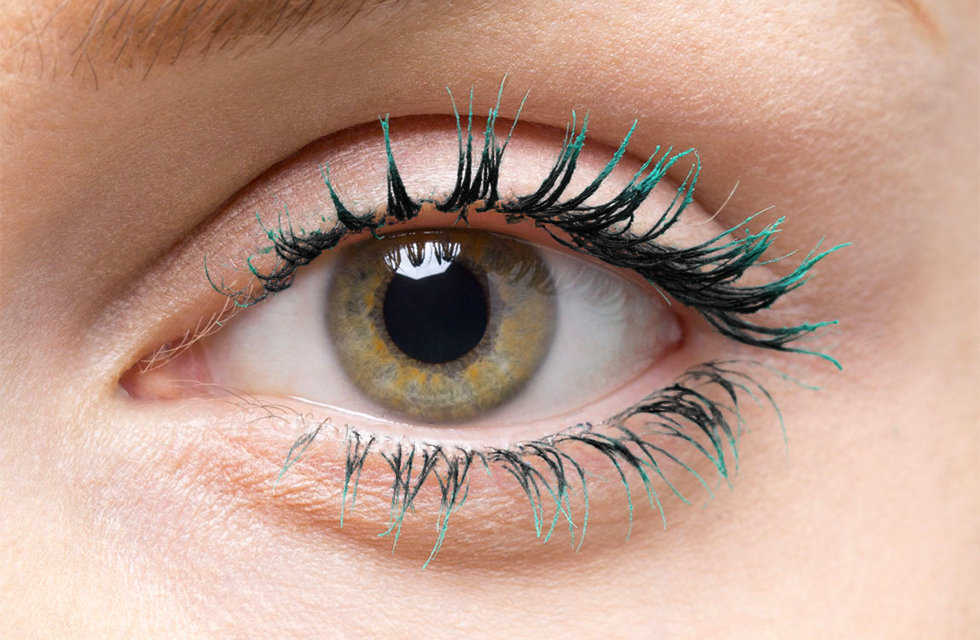 Creating New Lash Looks 3 Ways To Play With Color Mascara