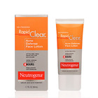 Neutrogena Rapid Clear Acne Defense Face Lotion