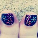 pretty toenail polish