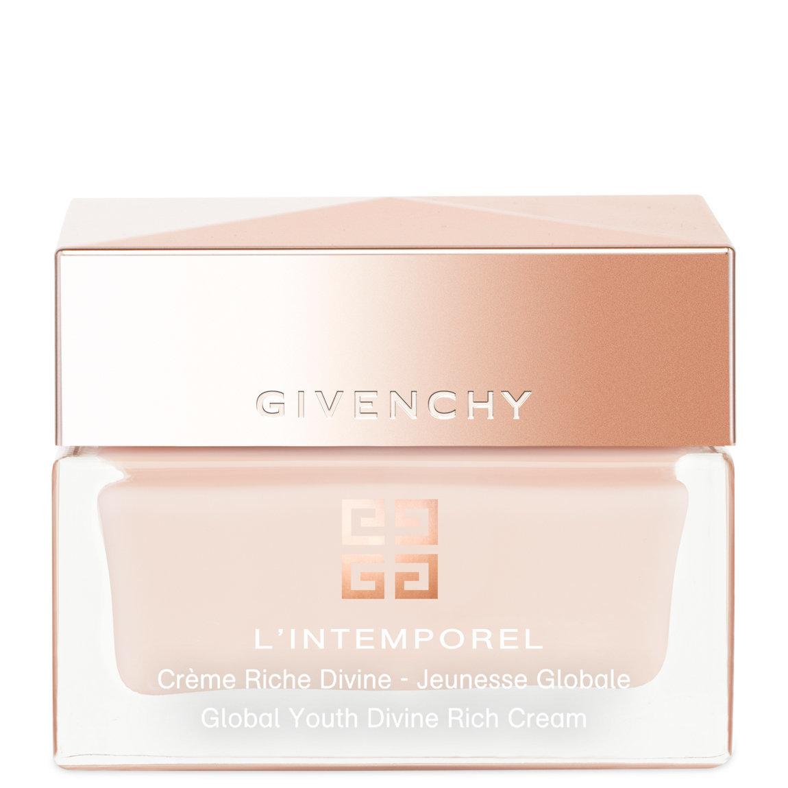 Givenchy L'Intemporel Divine Rich Cream alternative view 1 - product swatch.