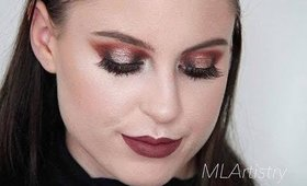 HOLIDAY GLAM CLIENT MAKEUP