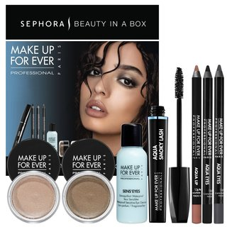 MAKE UP FOR EVER Beauty In A Box - Aqua Essentials Kit