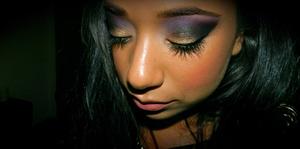 My NYE eyes