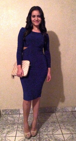 Dress from Charolette Russe