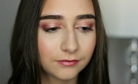 Sweet 16 Makeup Client Tutorial
