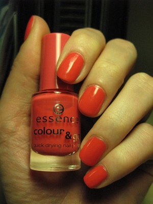 Essence touch&go n63: love it!!! ^_^