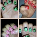 Newbie at nail art