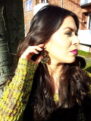 Check out my new video and blog for details about my 2 outfits and for more outfit pictures :) Youtube: http://youtu.be/4Rj2n70zs_E Blog: http://bootcampbeauty.com/winter-fashion-lookbook/