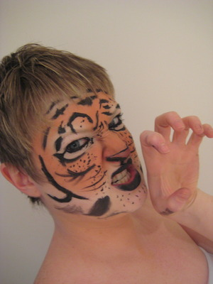 Express Your(tiger)self