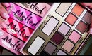 TOO FACED X KANDEE JOHNSON COLLAB | Full Makeup Collection Review & Tutorial