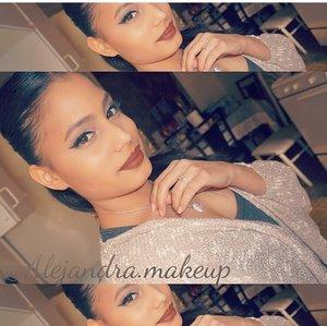 @alejandra.makeup -Instagram  YouTube: http://youtu.be/piLdtzEPuMo