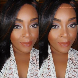 """Mood Swing in Pink"" #BMynroeBeauty #BMynroe #Makeup #Beauty #BlackGirlMagic #lipstick #brows #toofaced"
