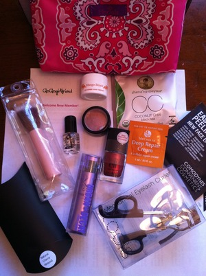 Go Go Girlfriend box from October. If you decide to join and want to use a referal here is my link : http://gogogirlfriend.com?gggid=63852