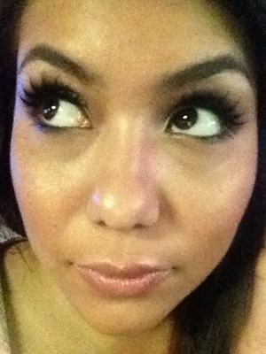 Kardashian lashes
