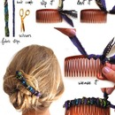 DYI hair accessory