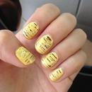 dental floss nail
