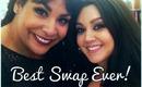 BEST SWAP EVER! ! ♥ With iheartmakeup610!