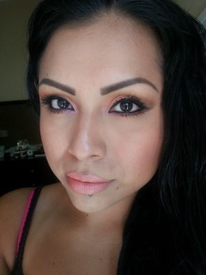 Playing around with some new eyeliners ;)