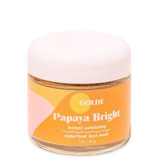 Papaya Bright Face Mask