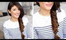 Layered Braid Hair Tutorial