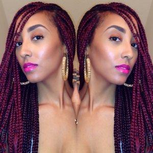 Lips LA Girl liquid lipstick