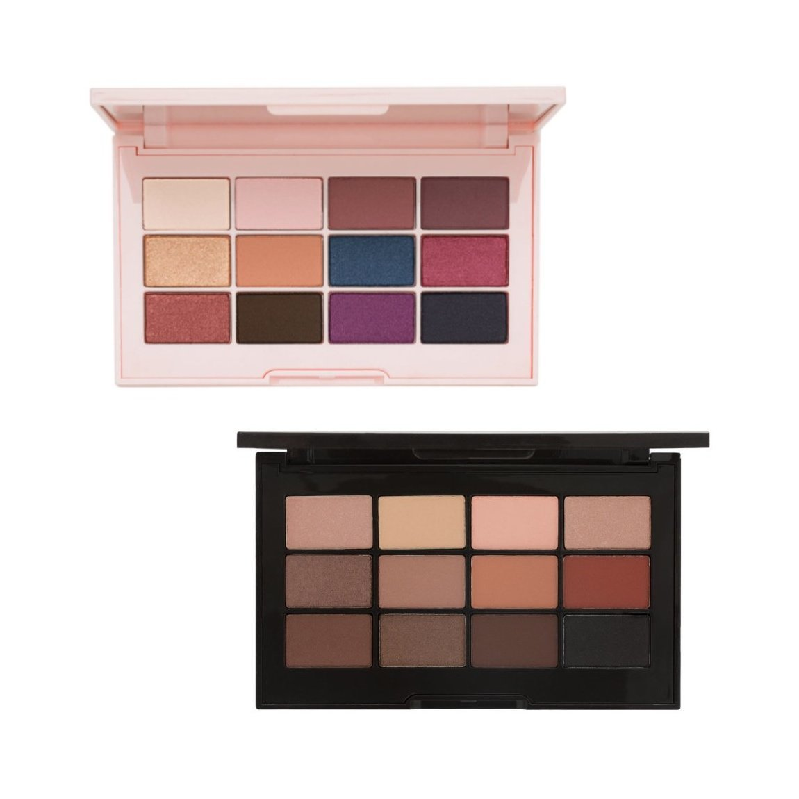 Buy the Essential Matte & Shimmer Eyeshadow Palette, get Springtime in Paris for free