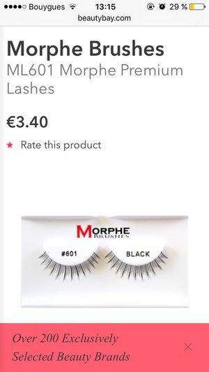 9425957d8f8 Morphe brushes lashes | Beautylish