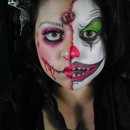 Two Face?! Doll/Clown
