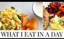 What I Eat in a Day | Kendra Atkins